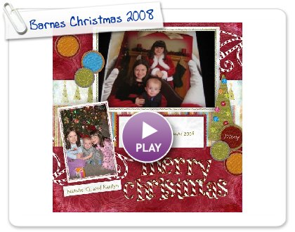 Click to play Barnes Christmas 2008