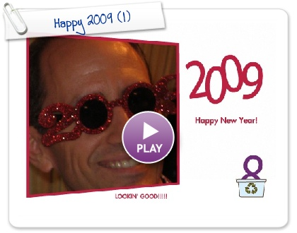 Click to play Happy 2009
