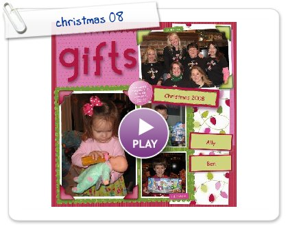 Click to play christmas 08