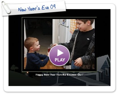 Click to play New Year's Eve 09