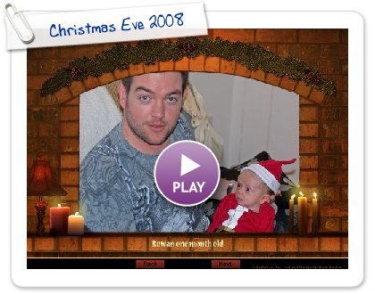 Click to play Christmas Eve 2008