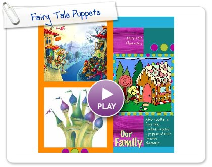 Click to play Fairy Tale Puppets