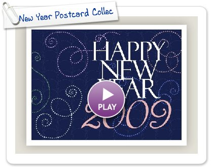 Click to play New Year Postcard Collection