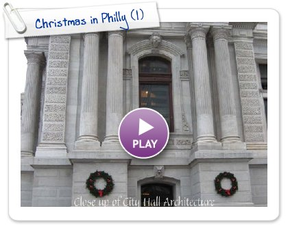 Click to play Christmas in Philly