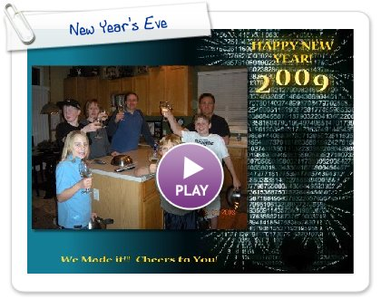 Click to play New Year's Eve