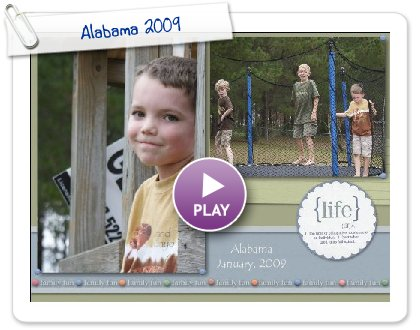 Click to play Alabama 2009