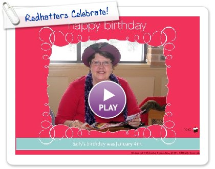 Click to play Redhatters Celebrate!