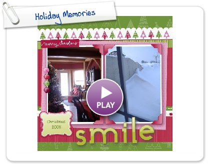 Click to play Holiday Memories