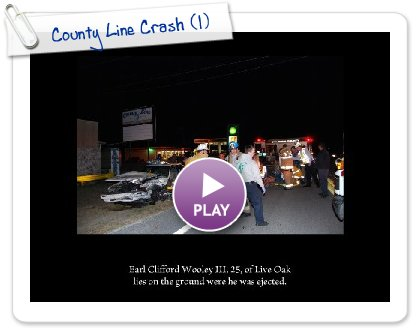 Click to play County Line Crash