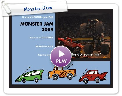 Click to play Monster Jam