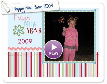 Click to play Happy New Year 2009