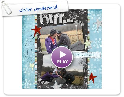 Click to play winter wonderland