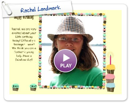 Click to play Rachel Landmark