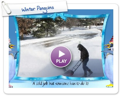 Click to play Winter Penguins