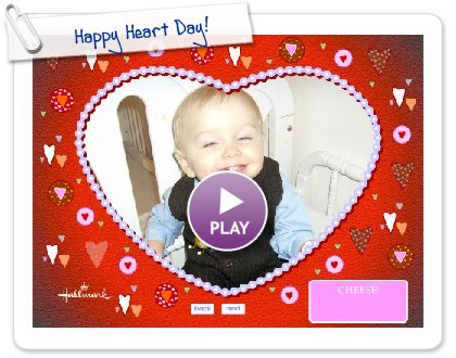 Click to play Happy Heart Day!