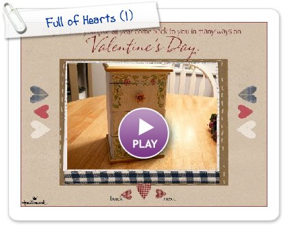 Click to play Full of Hearts