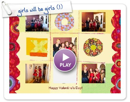 Click to play girls will be girls