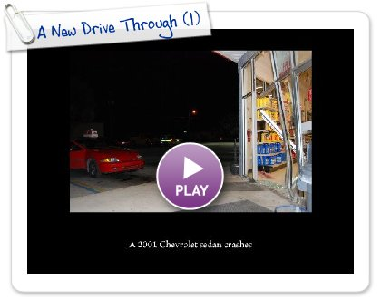 Click to play A New Drive Through