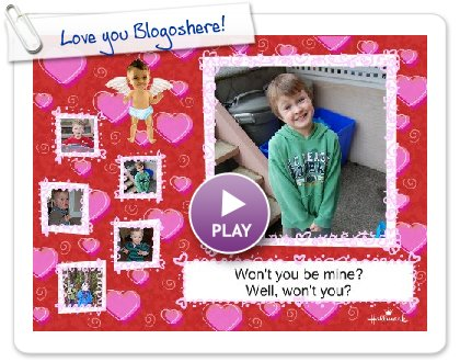 Click to play Love you Blogoshere!