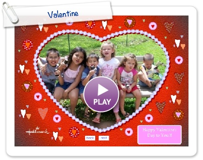 Click to play Valentine