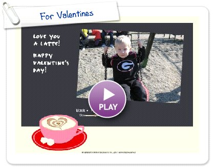 Click to play For Valentines