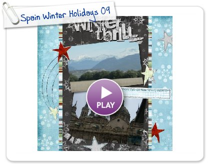 Click to play Spain Winter Holidays 09