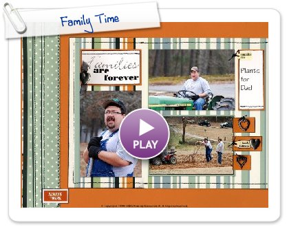 Click to play Family Time