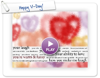 Click to play Happy V-Day!