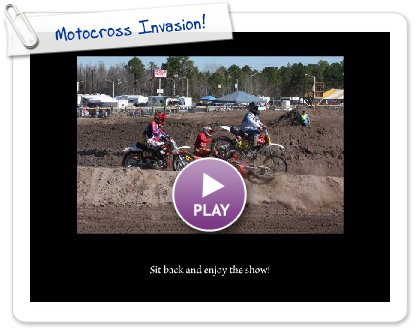 Click to play Motocross Invasion!