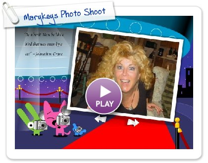 Click to play Marykeys Photo Shoot