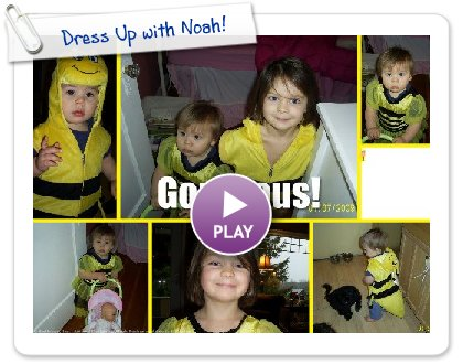 Click to play Dress Up with Noah!