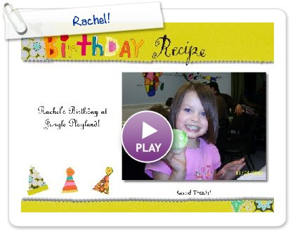 Click to play Rachel!