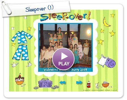 Click to play Sleepover