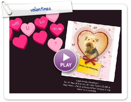 Click to play valentines