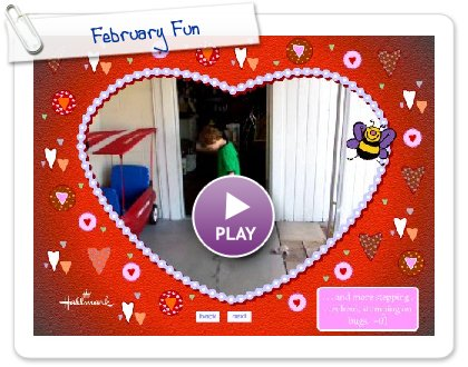 Click to play February Fun