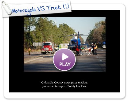 Click to play this Smilebox slideshow: Motorcycle VS Truck