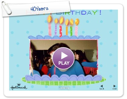Click to play this Smilebox slideshow: 40Years