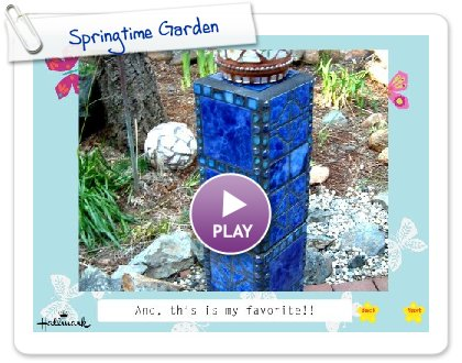 Click to play this Smilebox slideshow: Springtime Garden