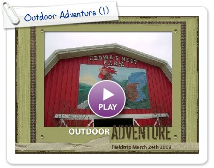 Click to play this Smilebox scrapbook: Outdoor Adventure