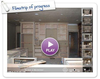 Click to play this Smilebox slideshow: Filmstrip of progress