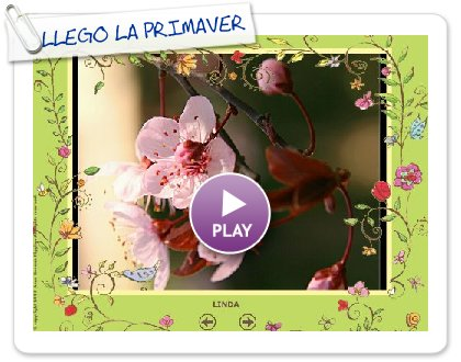Click to play this Smilebox slideshow: LLEGO LA PRIMAVERA!