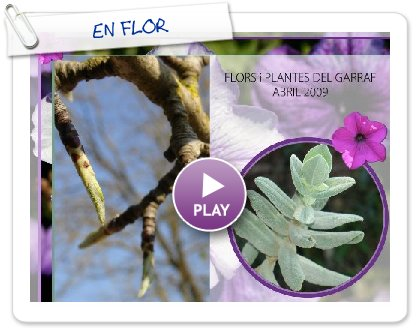 Click to play this Smilebox photobook: EN FLOR