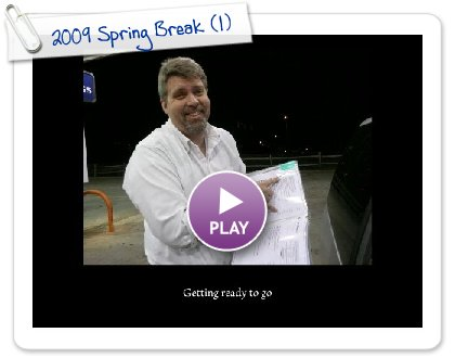 Click to play this Smilebox slideshow: 2009 Spring Break