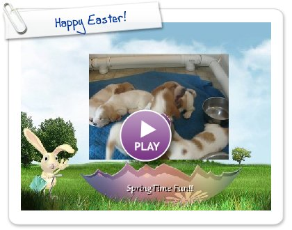 Click to play this Smilebox slideshow: Happy Easter!
