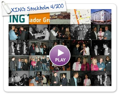 Click to play this Smilebox slideshow: XING Stockholm 4/2009