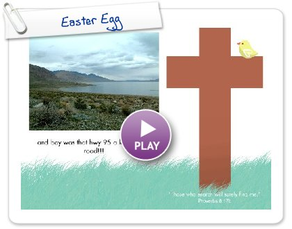 Click to play this Smilebox greeting: Easter Egg