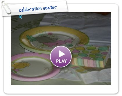 Click to play this Smilebox slideshow: celebration easter