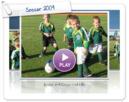 Click to play this Smilebox slideshow: Soccer 2009