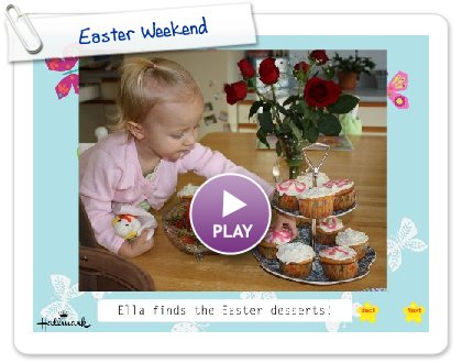 Click to play this Smilebox slideshow: Easter Weekend