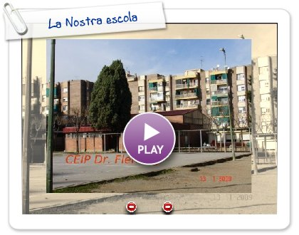 Click to play this Smilebox slideshow: La Nostra escola